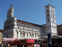 The Duomo of Lucca